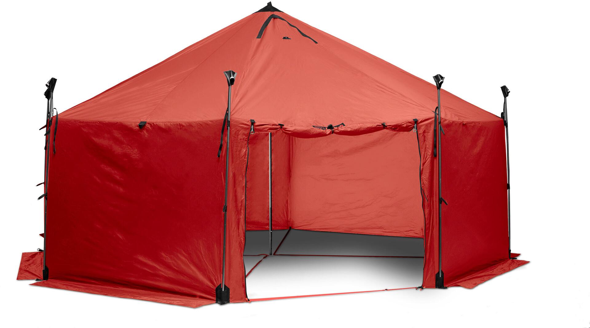 Hilleberg Altai XP Basic Tent red | Gode tilbud hos addnature.no